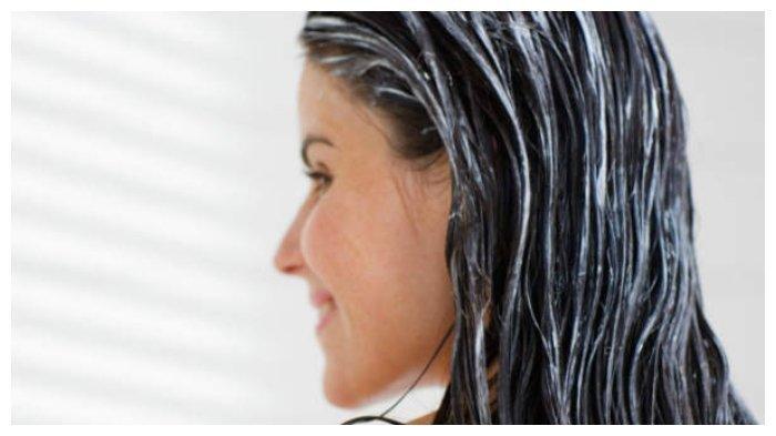 Cara Membuat Masker Minyak Almond dan Lidah Buaya untuk Perawatan Rambut Kering, Dicoba Yuk!