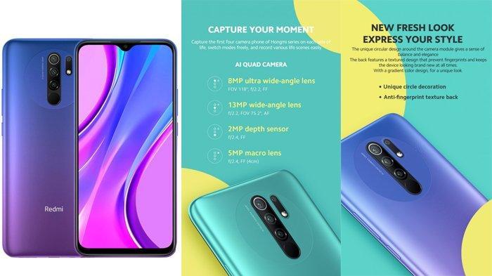 Xiaomi Luncurkan Redmi Note 9, Rilis Hari Ini 9 Juni 2020, Berikut Harga & Spesifikasi Lengkapnya