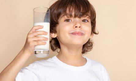 susu tinggi kalsium